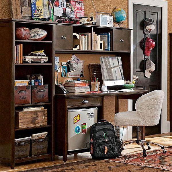 boys-study-space-wood-desk