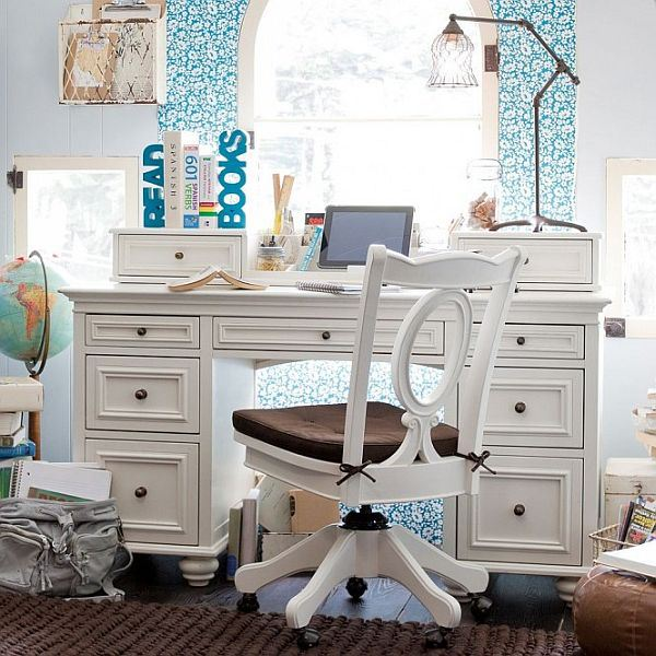 girls-office-blue-and-white