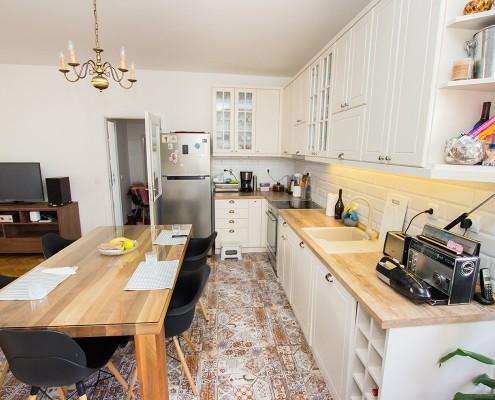 Kuhinja po meri u Tadeuša Košćuška