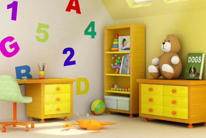 como-decorar-una-habitacion-de-niño