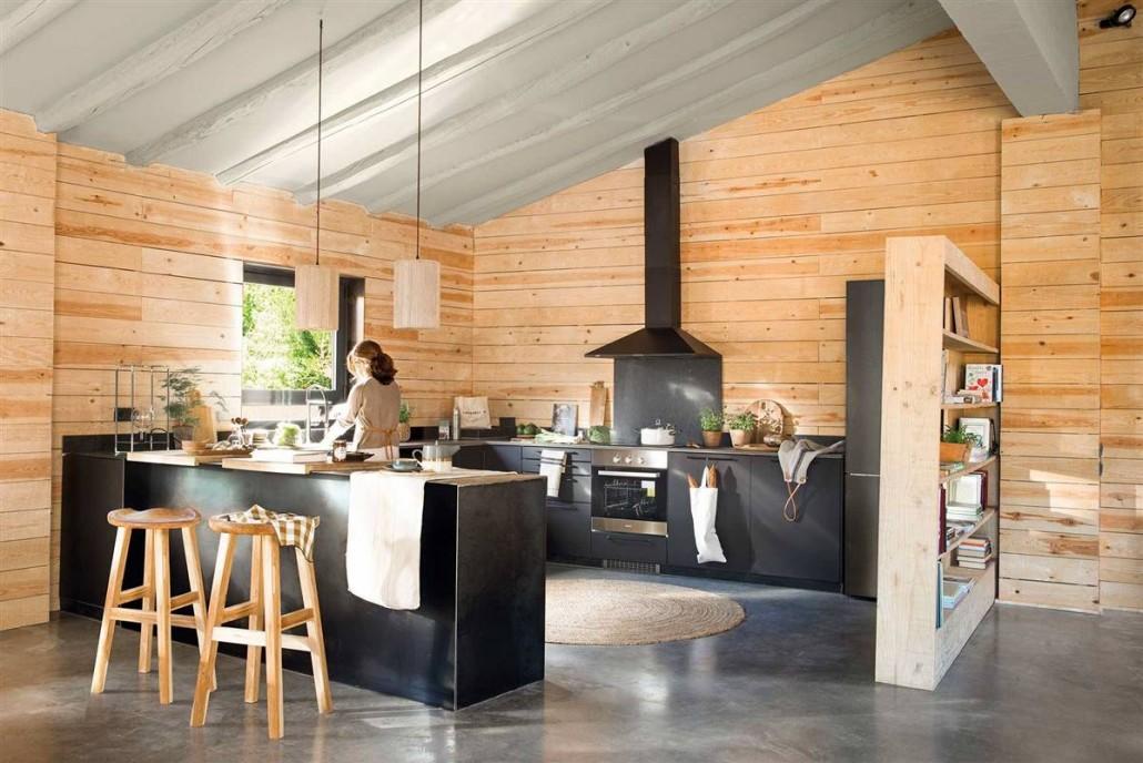8 crne kuhinje