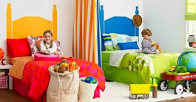 10 originalnih načina da uredite zajedničku dečiju sobu